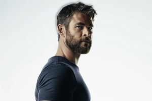 Chris Hemsworth 5k Wallpaper