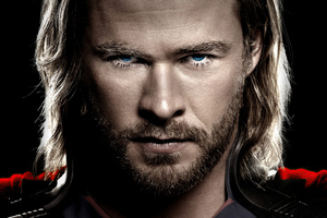 Chris Hemsworth As Thor 5k Wallpaper