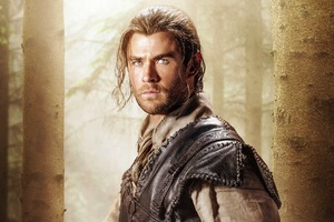 Chris Hemsworth In The Huntsman Winters War Movie