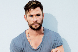 Chris Hemsworth Mens Health 2019