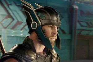Chris Hemsworth Thor Ragnarok Wallpaper