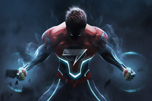 Christiano Ronaldo Got Powers Wallpaper
