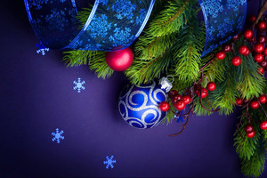 Christmas Ornaments 4k Wallpaper