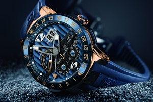 Chronometer Wristwach Wallpaper