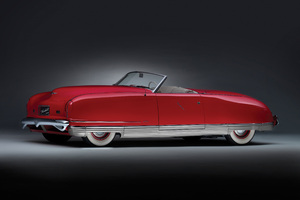 Chrysler Thunderbolt Concept Car 1940