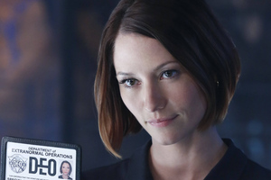Chyler Leigh As Alex Danvers In Supergirl 4k