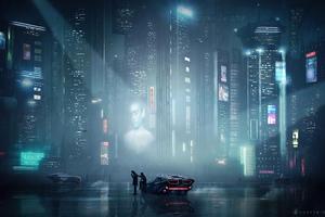 City Edge 4k