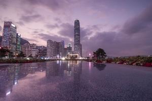 City Hong Kong Cityscape Urban Metropolis Building 4k Wallpaper