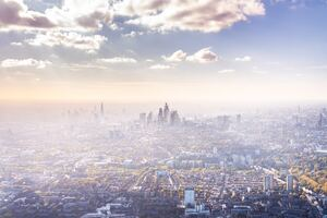 City Of London Skyline 8k
