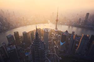 Cityscape Shanghai