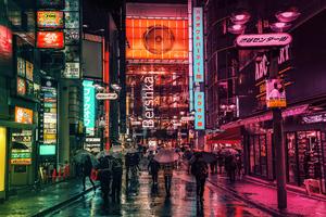 Cityscape Street Photography