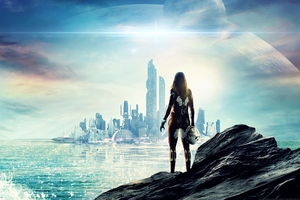 Civilization Beyond Earth 4k Wallpaper