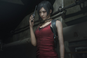Claire Redfield Resident Evil 2 2019