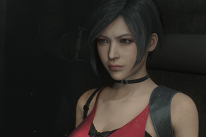 Claire Redfield Resident Evil 2 4k