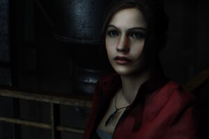 Claire Redfield Resident Evil 2