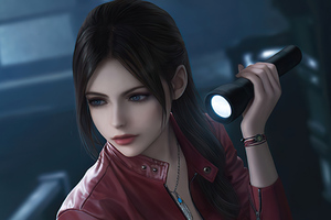 Claire Redfield Resident Evil Wallpaper
