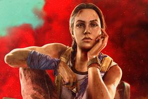 Clara Garcia Character Far Cry 6 Wallpaper