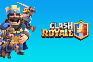 Clash Royale Desktop Wallpaper