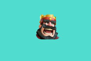 Clash Royale King
