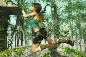 Classic Tomb Raider Wallpaper