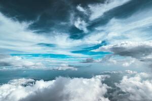 Clear Sky Clouds Nature 5k