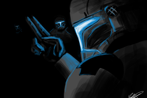 Clone Trooper Star Wars 5k
