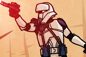 Clone Wars Star Wars Armor Wallpaper