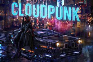 Cloudpunk 2020 Wallpaper