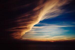 Clouds Like Cyclone 4k