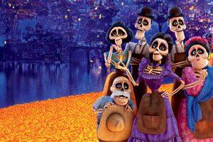 Coco 2017 Movie 8k