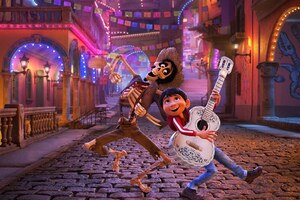 Coco Animated Movie Wallpaper