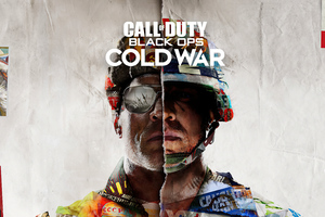 Cod Black Ops Cold War Poster Wallpaper