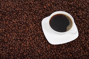 Coffee Cup Beans 4k Wallpaper