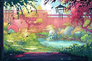 Coldbrew Backyard Gardens 5k Wallpaper