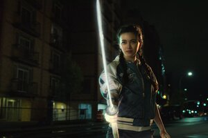 Colleen Wing In Iron Fist Season 2