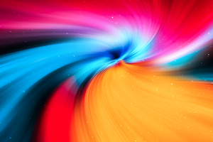 Color Mixture Abstract 4k Wallpaper