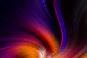 Colorful Abstract Swirl 4k Wallpaper