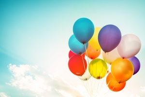 Colorful Air Balloons 5k Wallpaper