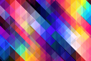 Colorful Pattern Abstract 5k Wallpaper