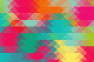Colors Abstract Wallpaper