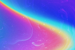 Colors Floating Background 4k