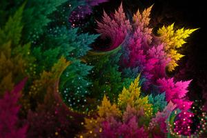 Colors Of Mind 4k