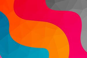 Colour Waves Motion End 8k Wallpaper