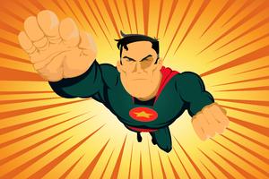 Comic Superhero 8k Wallpaper