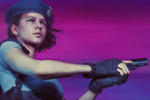Commando Resident Evil 3 Remake