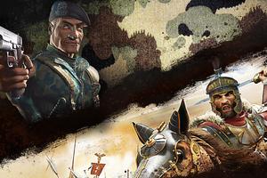 Commandos 2 And Praetorians HD Remaster Double Pack Wallpaper