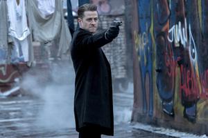 Commissioner Gordon Gotham Season 4 2017 4k