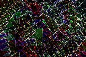 Composizione Abstract 5k Wallpaper