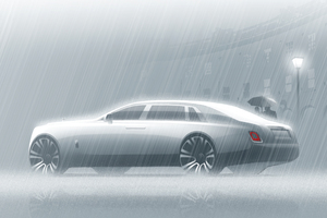 Concept Rolls Royce Wallpaper