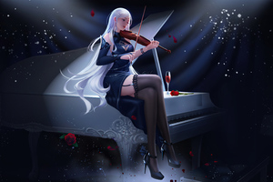 Concerto Wallpaper